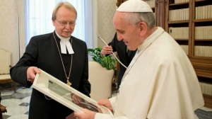 Lutheran-Archbishop-of-Finland-Pope-Francis