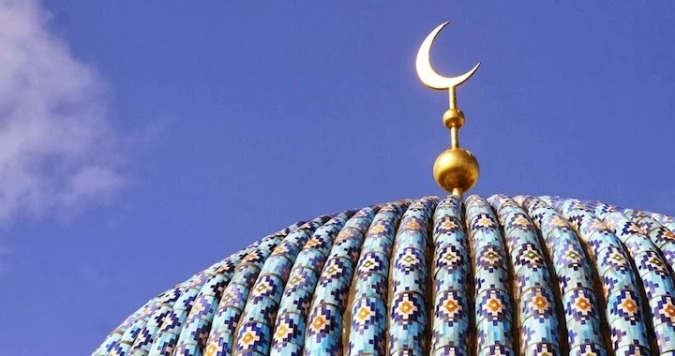 mosque-with-crescent